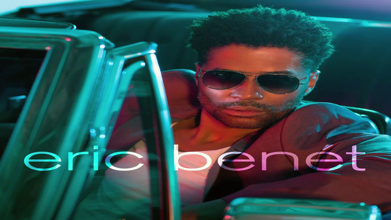 Eric Benet ~ Insane (432 Hz) A new Prince inspired