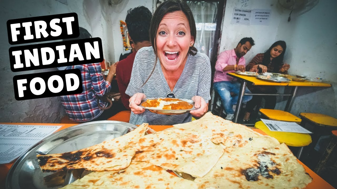 FIRST IMPRESSIONS OF INDIA | Old Delhi & Chandni Chowk