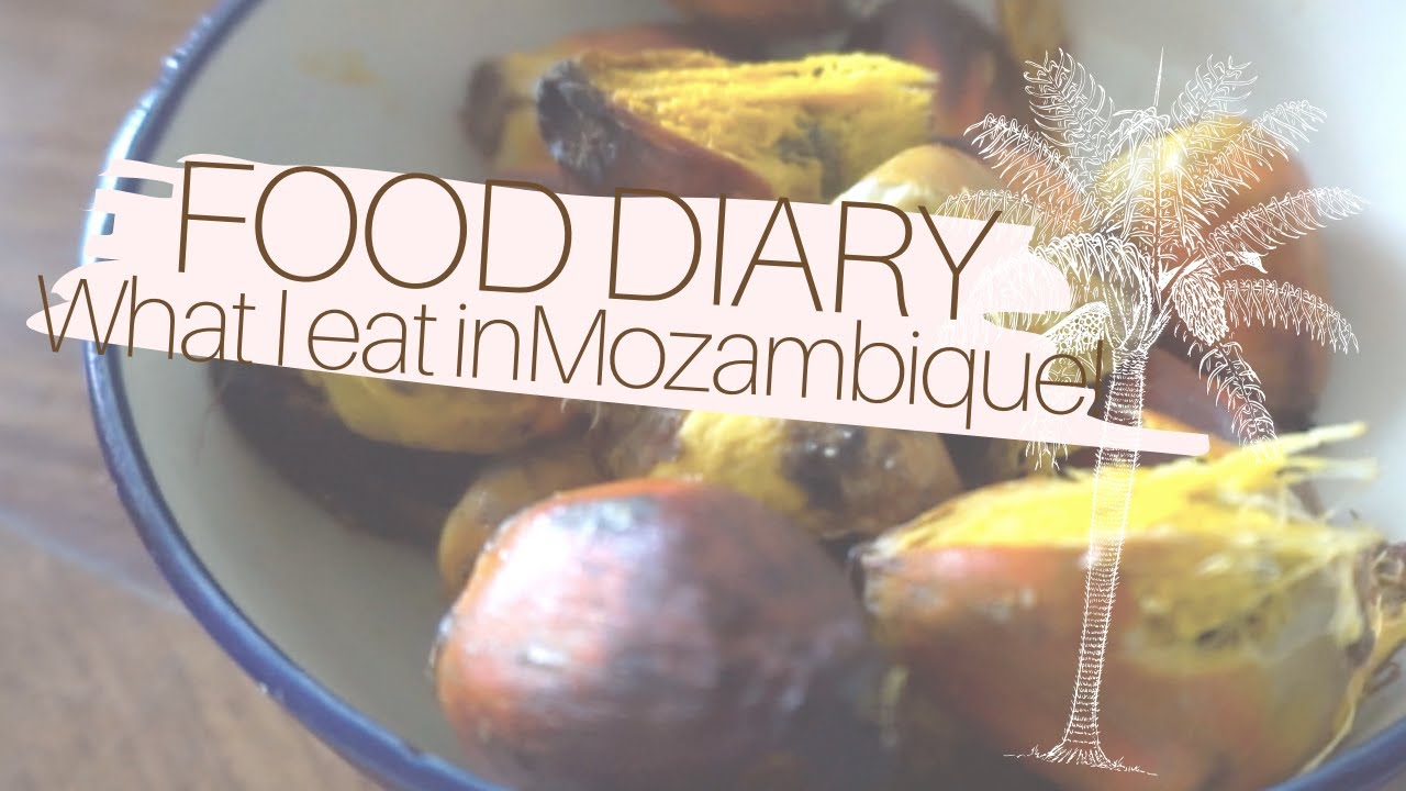 FOOD DIARY – African Food