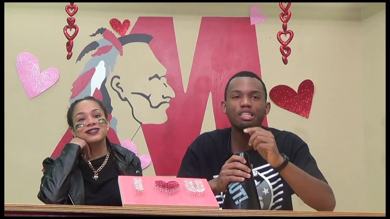 February 12, 2016 : Valentines Day , 1st African American