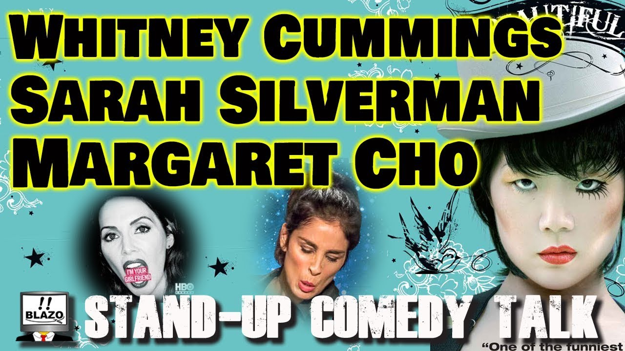 Female Comedians – Stand-Up Comedy Talk – Margaret Cho, Sarah