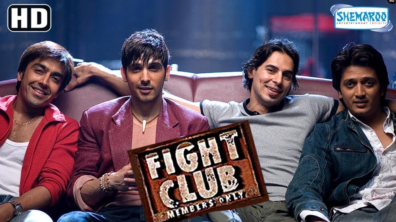 Fight Club (Members Only) – Hindi Action Movies | Sunil