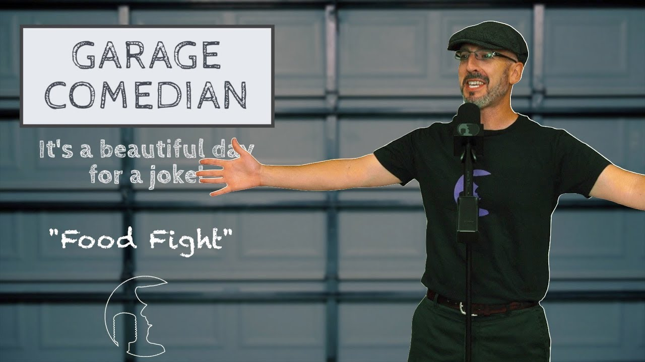 Garage Comedian | Food Fight | Stand-up Comedy
