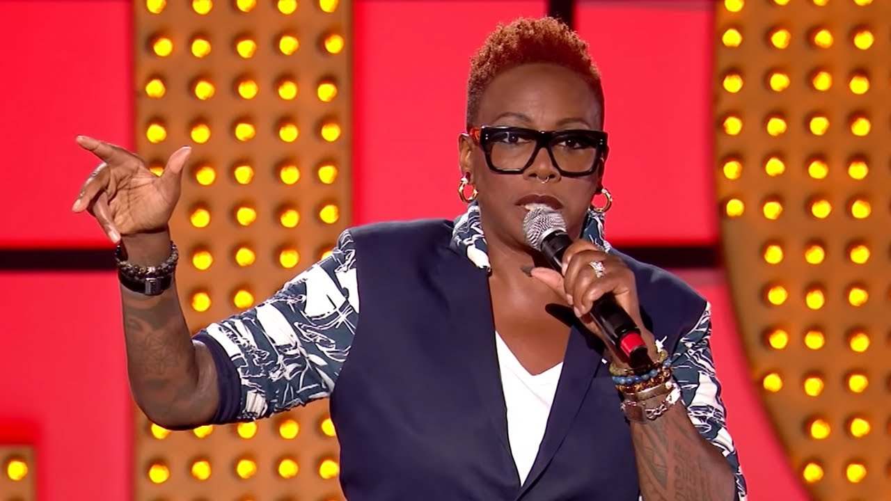 Gina Yashere Talks About Her Mum | Live at the
