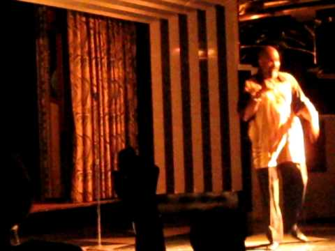 Hilarious Comedian Percy Crews Live Stand Up!!!