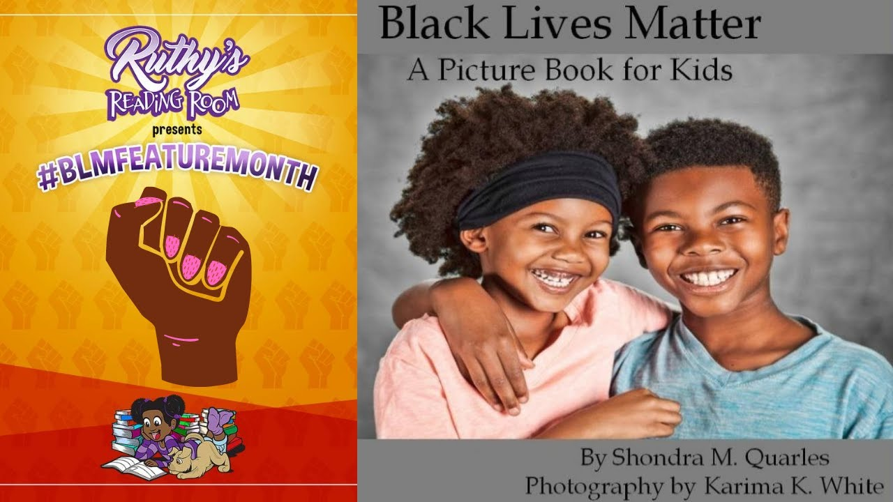 Kids story- Black Lives Matter A picture book for kids