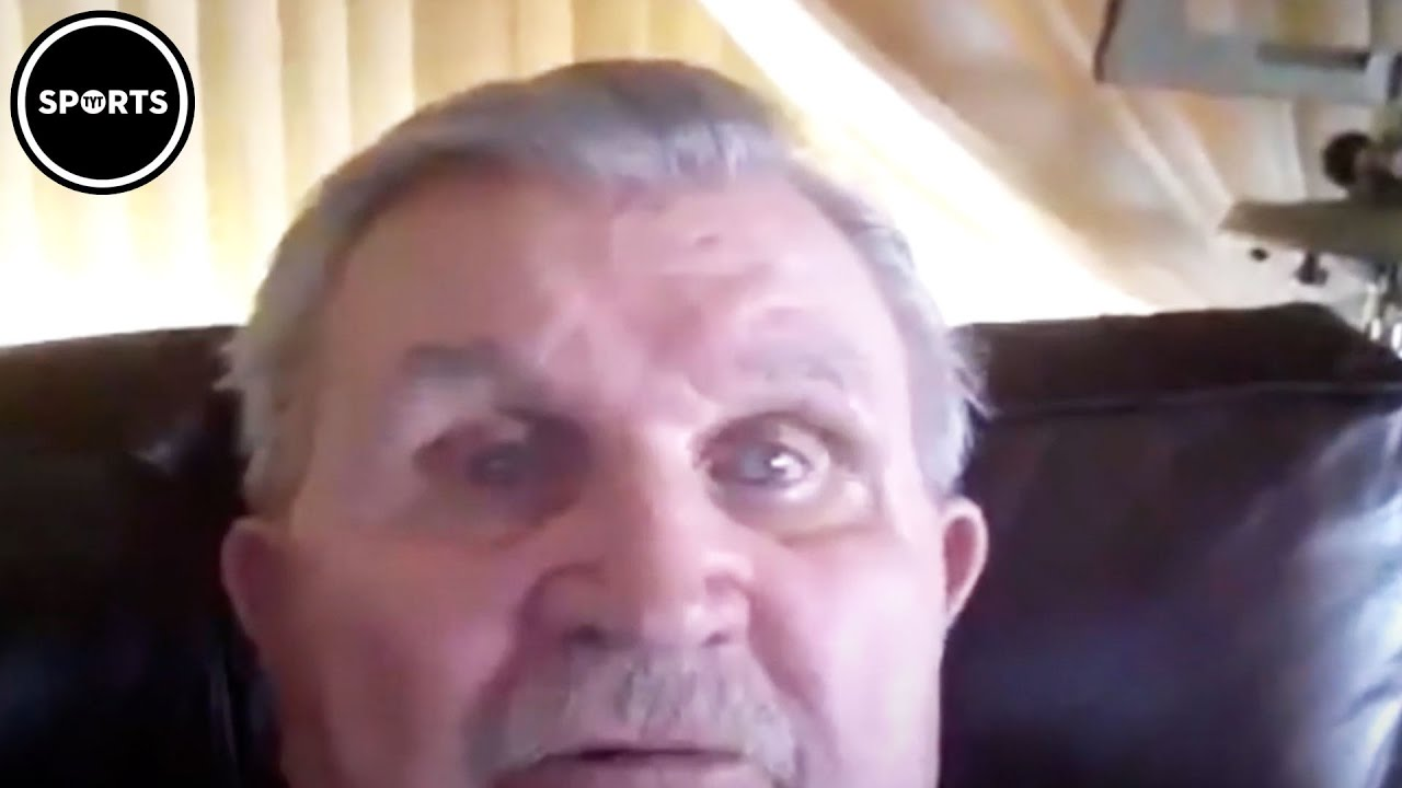 Mike Ditka RANTS About Athletes Protesting