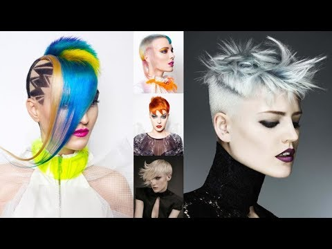 Short Pixie Hair Color Ideas and Styles for 2018 –
