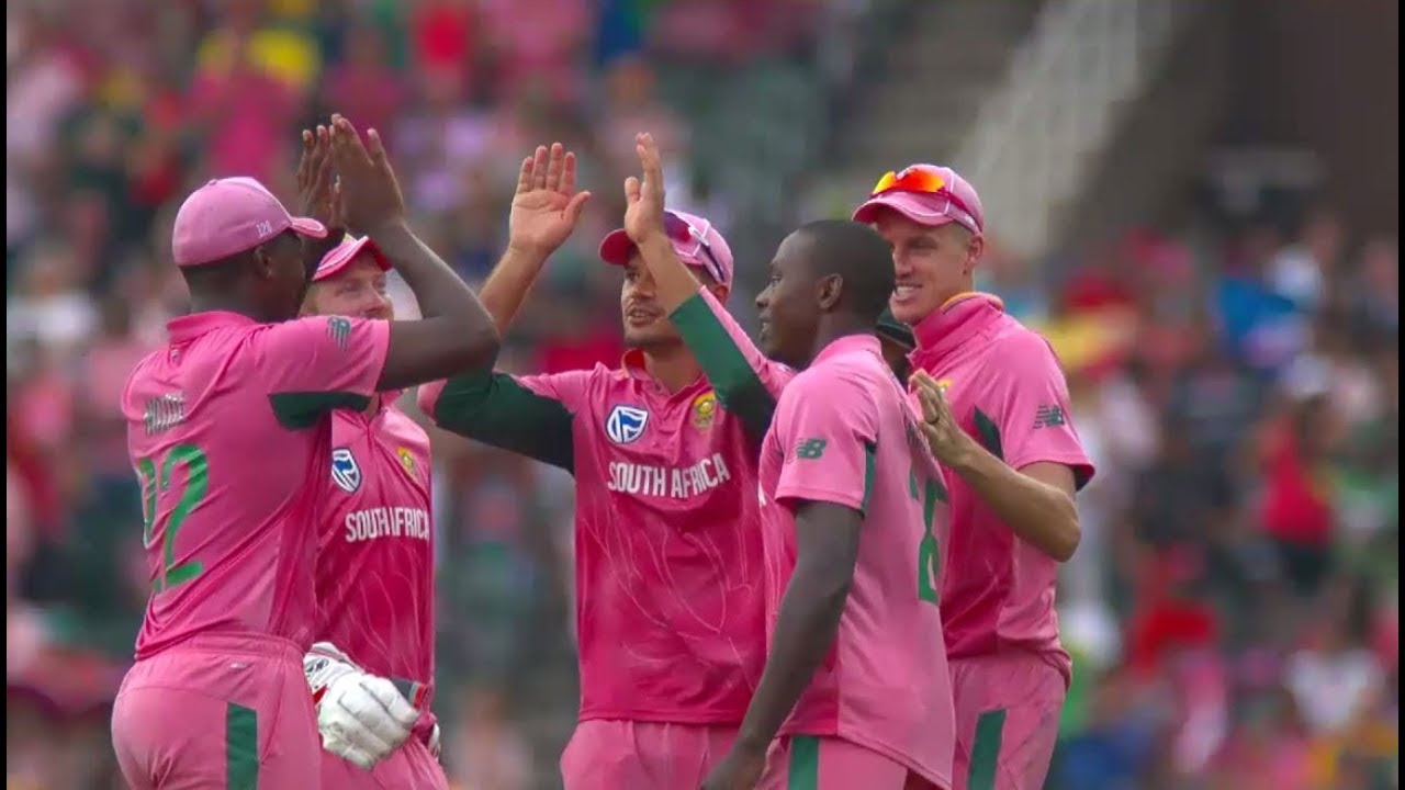 South Africa vs India   4th Pink ODI   Post-match