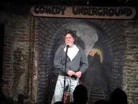 Stand-up Comedian has a stroke and does stand-up comedy 2