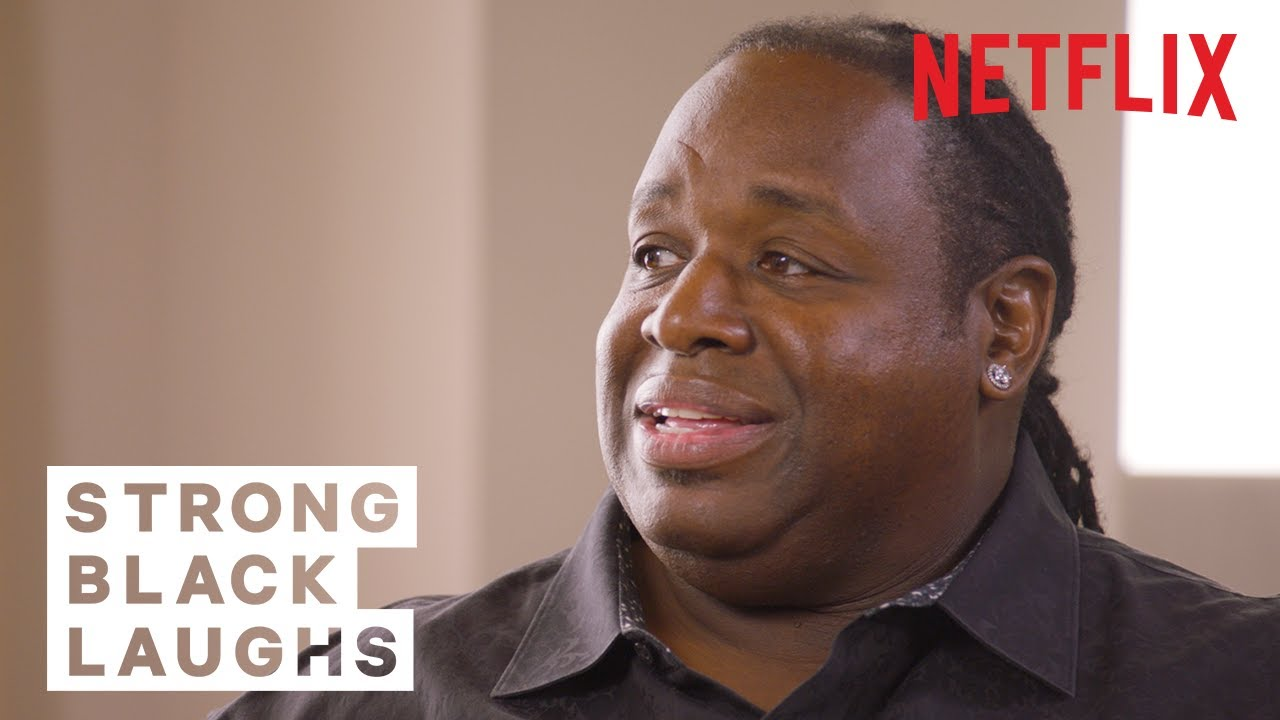 Strong Black Laughs: The Bruce Bruce Interview | Podcast |