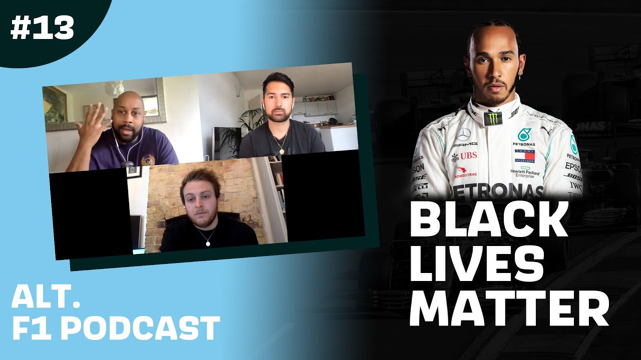 The Alternative F1 Podcast #13 – The Importance of Black