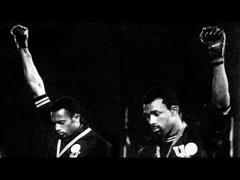 The iconic story of the Black Power salute at Olympics,