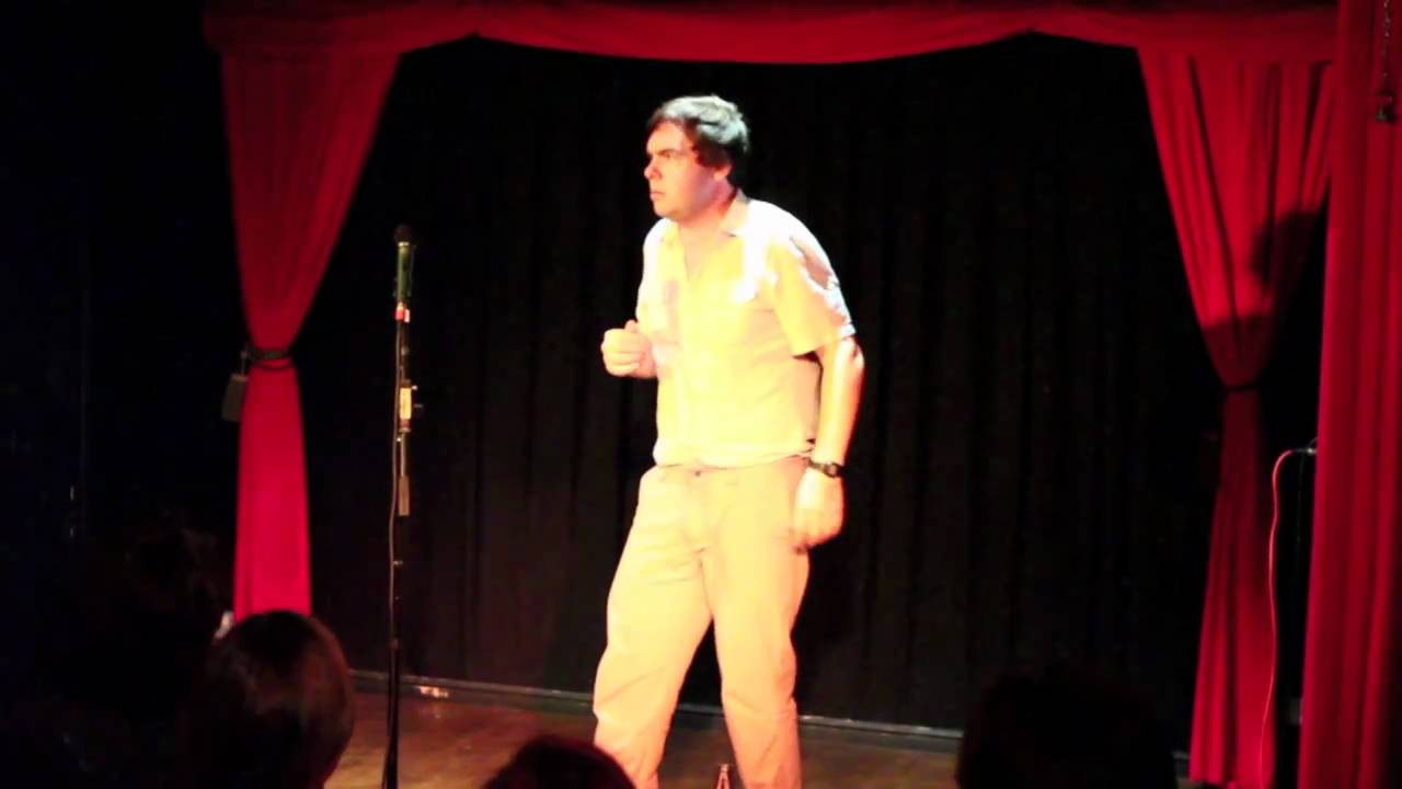 Tim Shishodia New Comedian of the Year 2010 Stand-up Comedy