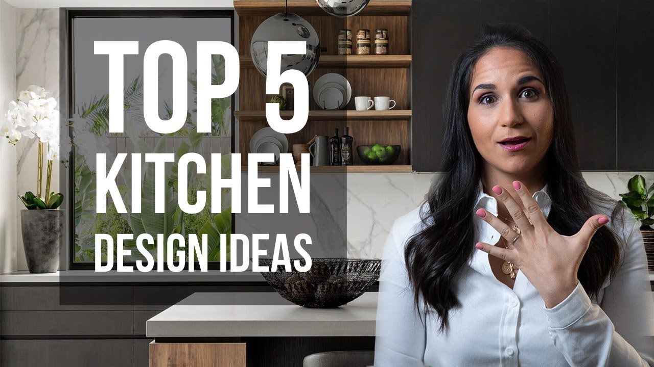 Top 5 Kitchen Interior Design Ideas | Tips and Trends