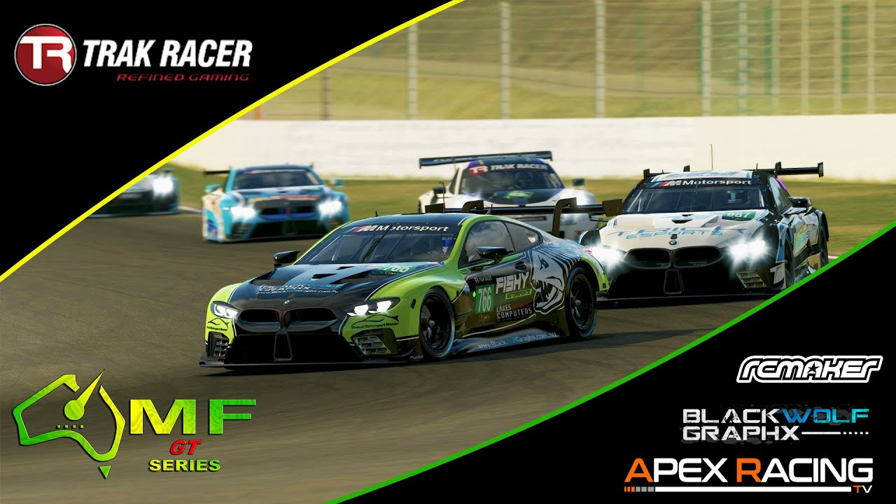 Trak Racer GT Series | Round 4 at Indy Road