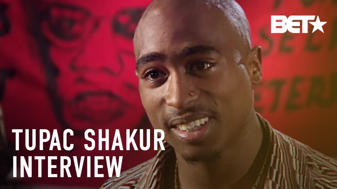 """Tupac Shakur: """"God Has Cursed Me To See What Life"""