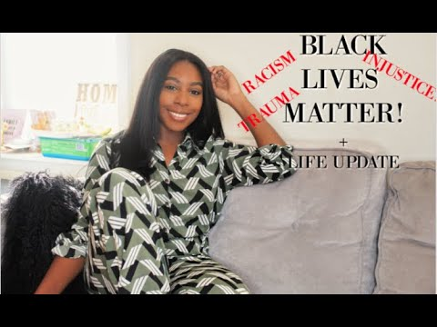VLOG: #BLACKLIVESMATTER, MY EXPERIENCE WITH INJUSTICE AT WORK, WEDDING UPDATE