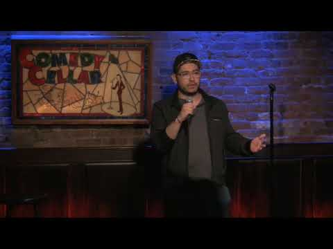 Venezuelan comedian Andres Sereno Stand-up Comedy in New York City