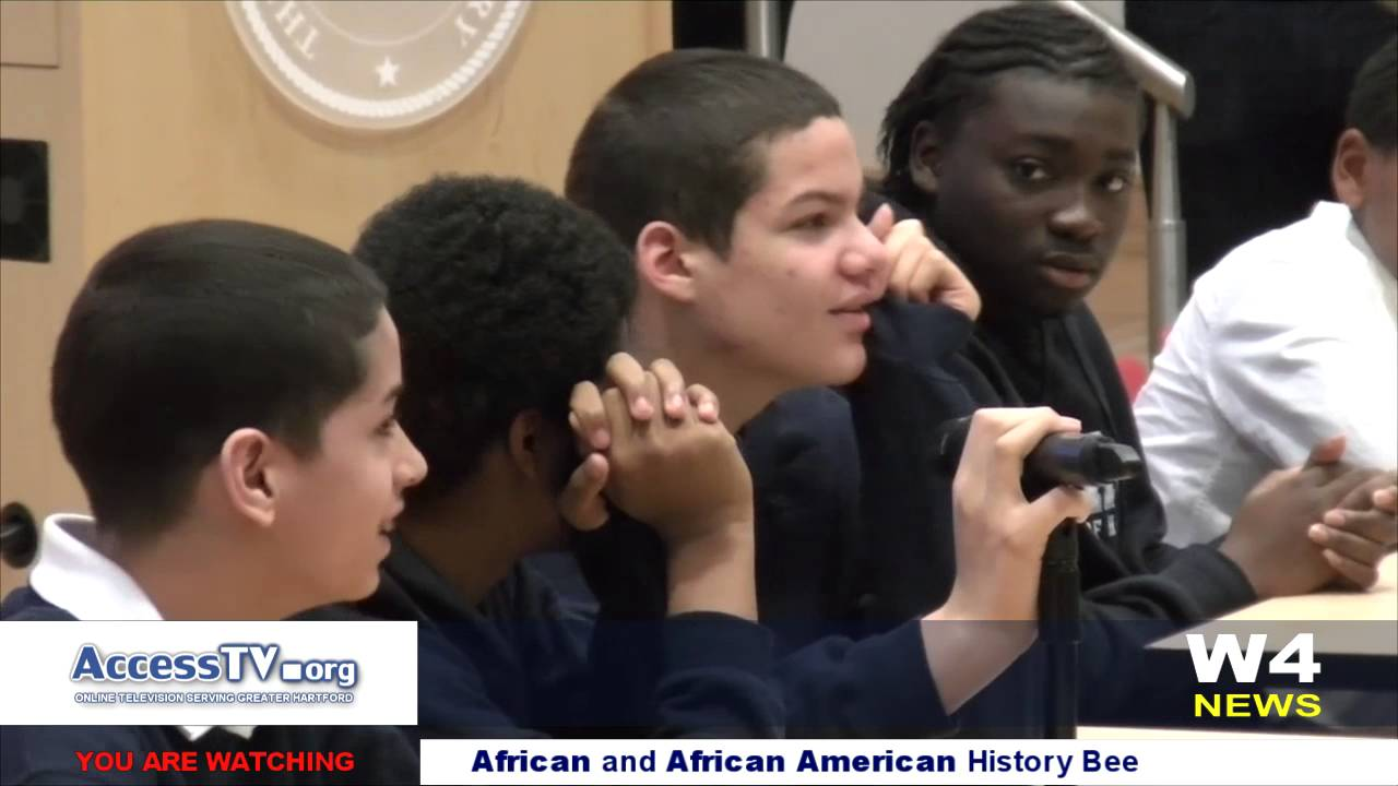W4 News – African American History Bee 2/20/2016