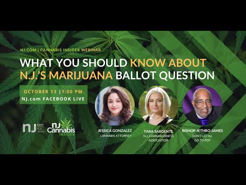 What you should know about N.J.'s marijuana ballot question