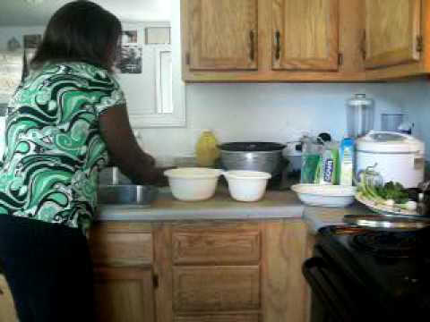 how to cook easy and quick , traditional African food