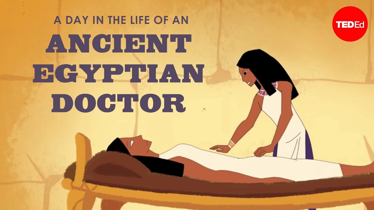 A day in the life of an ancient Egyptian doctor