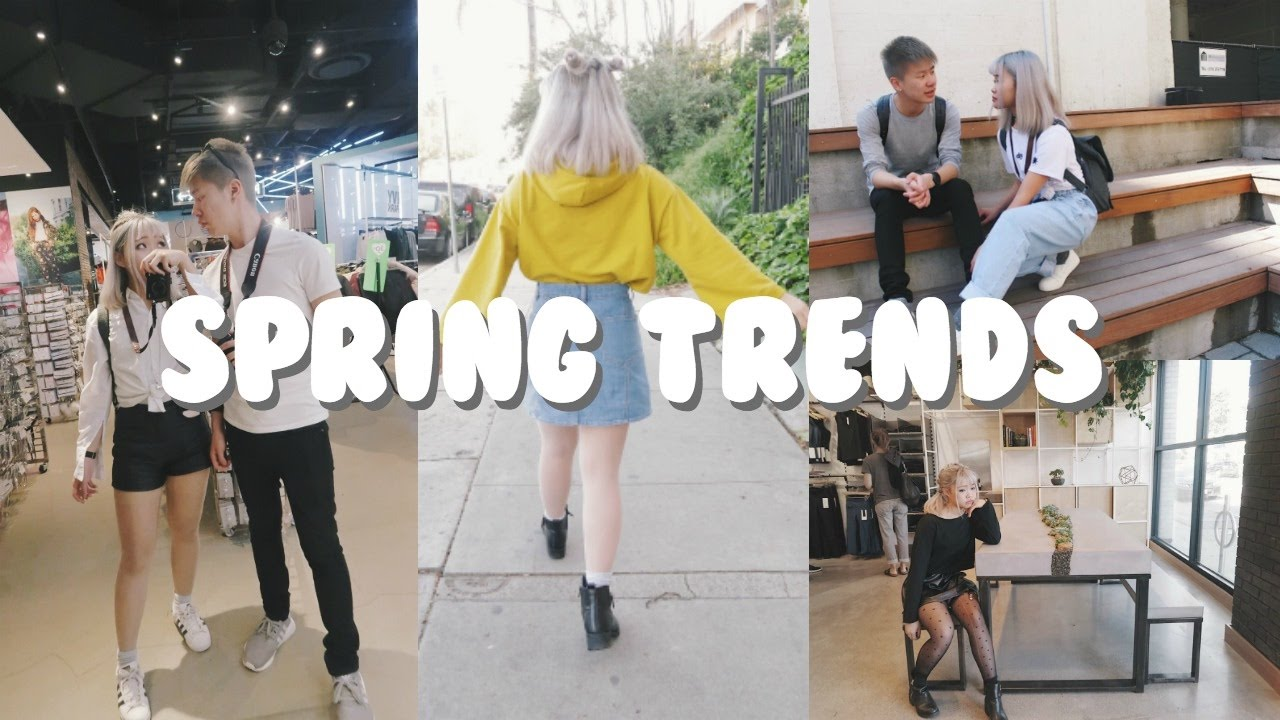 Asian Spring Style Trends Look Book 2017 ▷ LA Style