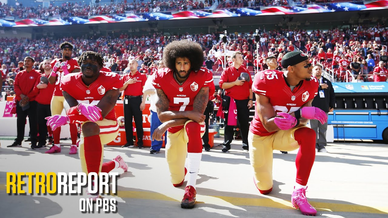 Athletes vs. Injustice: Protests in Sports | Retro Report on