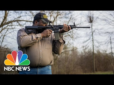 Black Gun Ownership On The Rise In The Age Of
