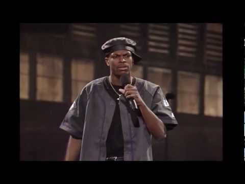 CHRIS TUCKER STAND-UP – FUNNIEST STAND-UP COMEDY EVER