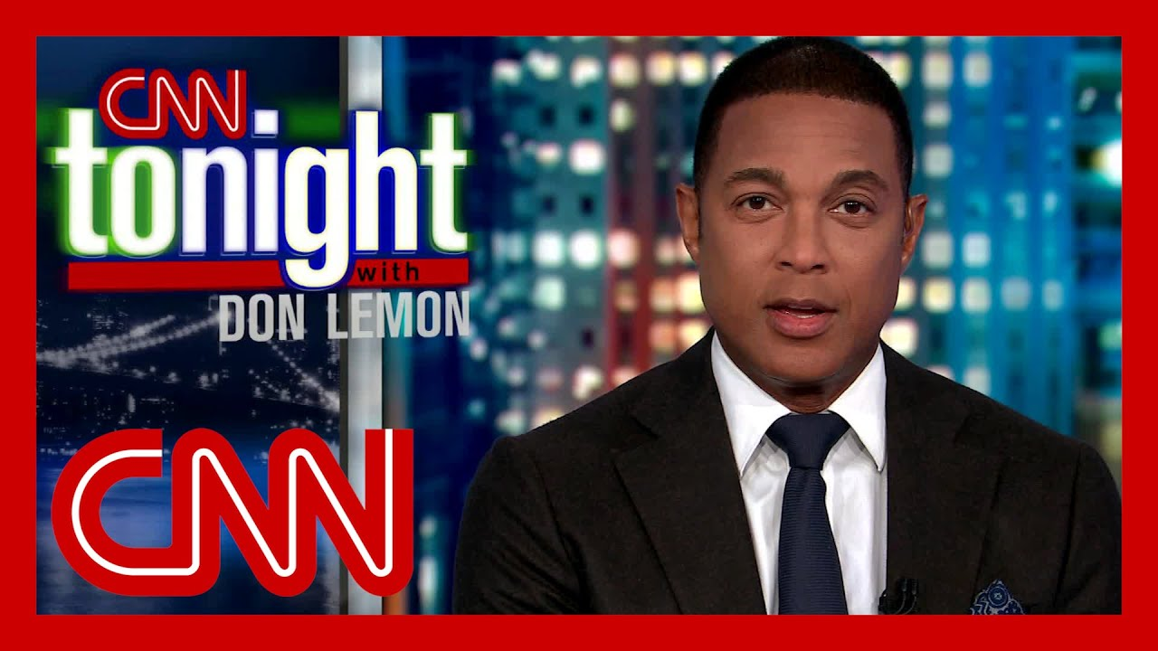 Don Lemon says Trump is gaslighting you and rolls the