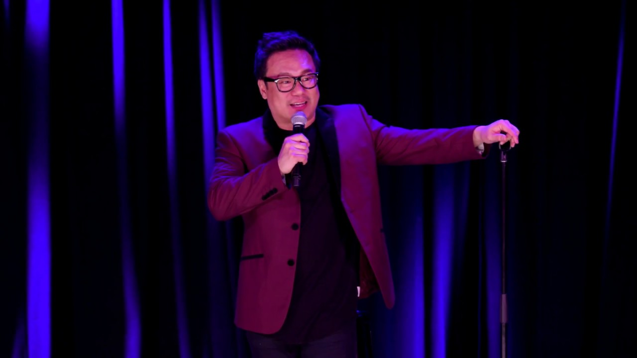 Funny Asian Comedian, Wok of Shame, Stand-up Special Preview