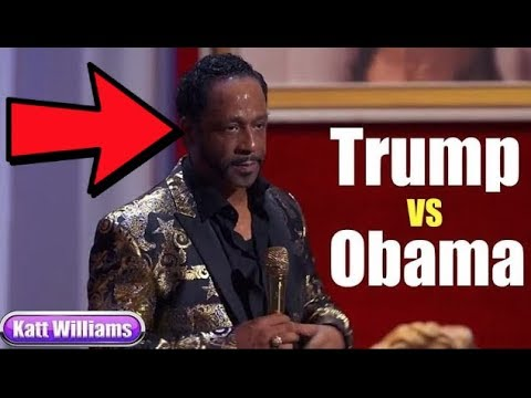 Great America : Trump vs Barrack Obama | Katt Williams