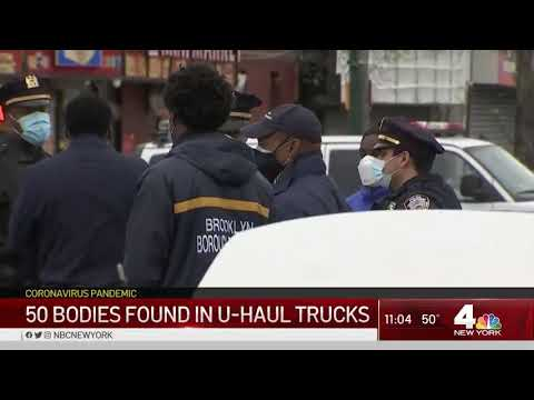 Health Department Issues Citations After 50 Bodies Found in U-Haul