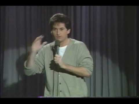 Mark Pitta – Stand-Up Comedian (late 1980s)