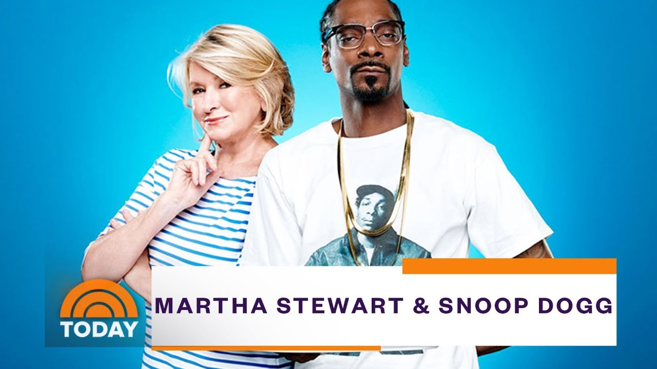 Martha Stewart And Snoop Dogg Open Up About Their Unlikely