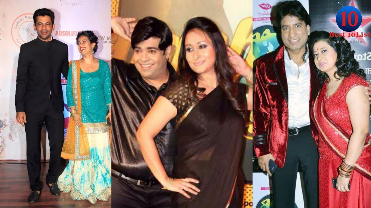 Meet The Beautiful Wives Of Popular Stand Up Comedians of