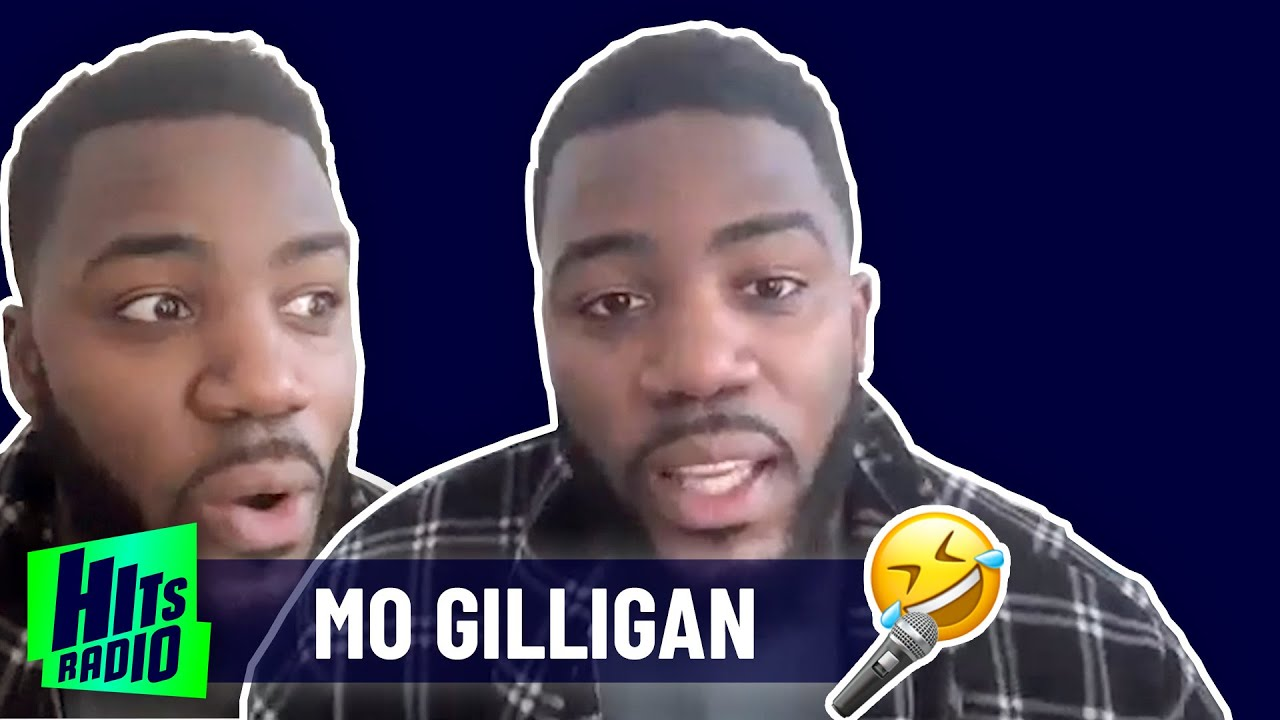 Mo Gilligan Is The First Black Comedian To Front a