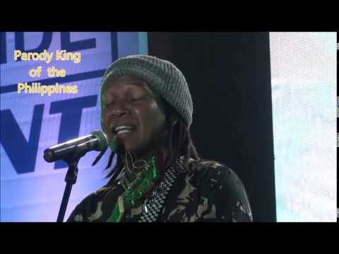 Norman Mitchell Stand up Comedian Comedy King sings Medley Osahay
