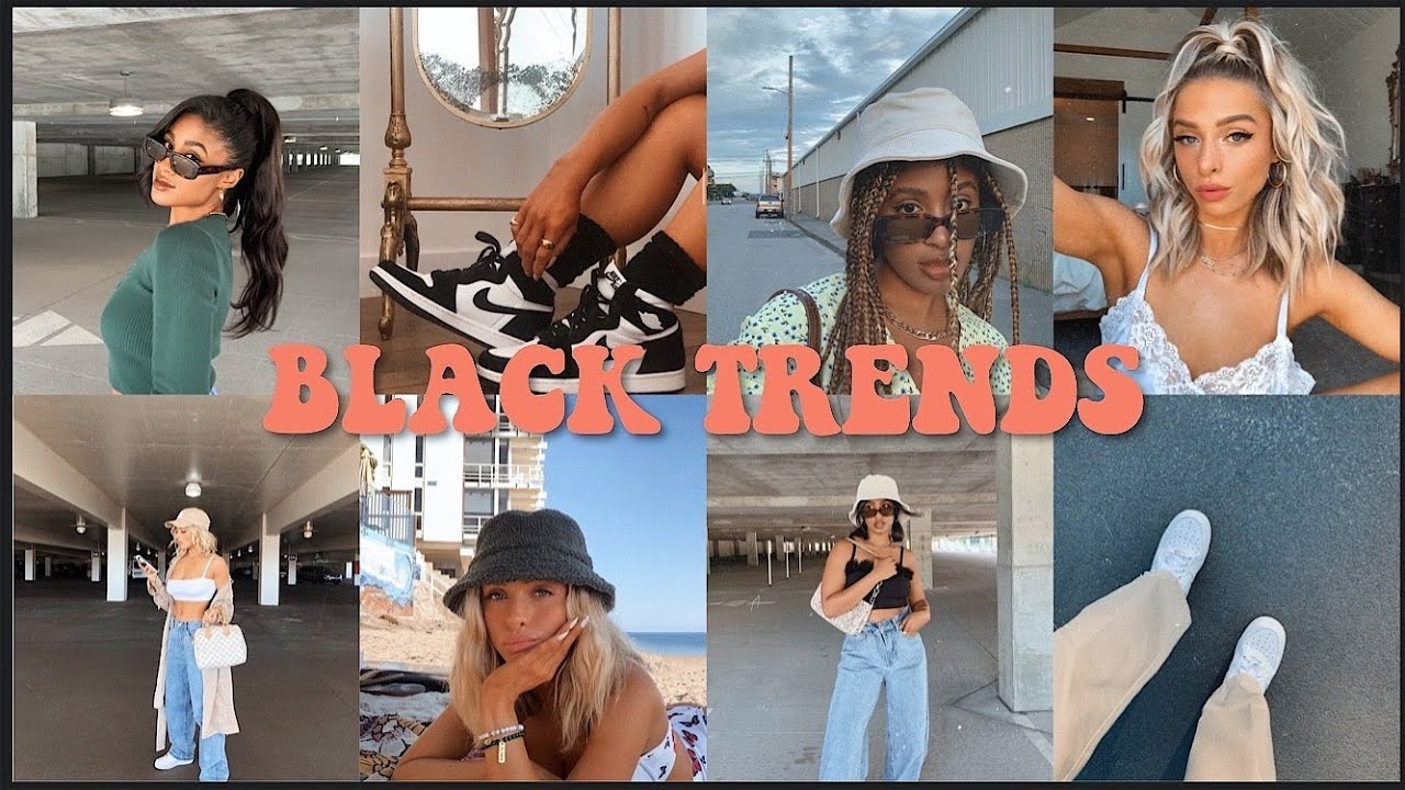 POPULAR FASHION TRENDS FROM THE BLACK COMMUNITY W/ DELANEY CHILDS