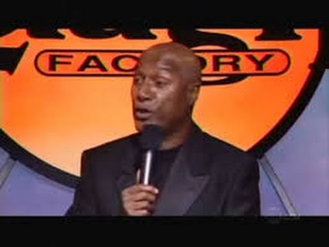 Paul Mooney: Jesus Is Black _ LIve Show Comedy Special