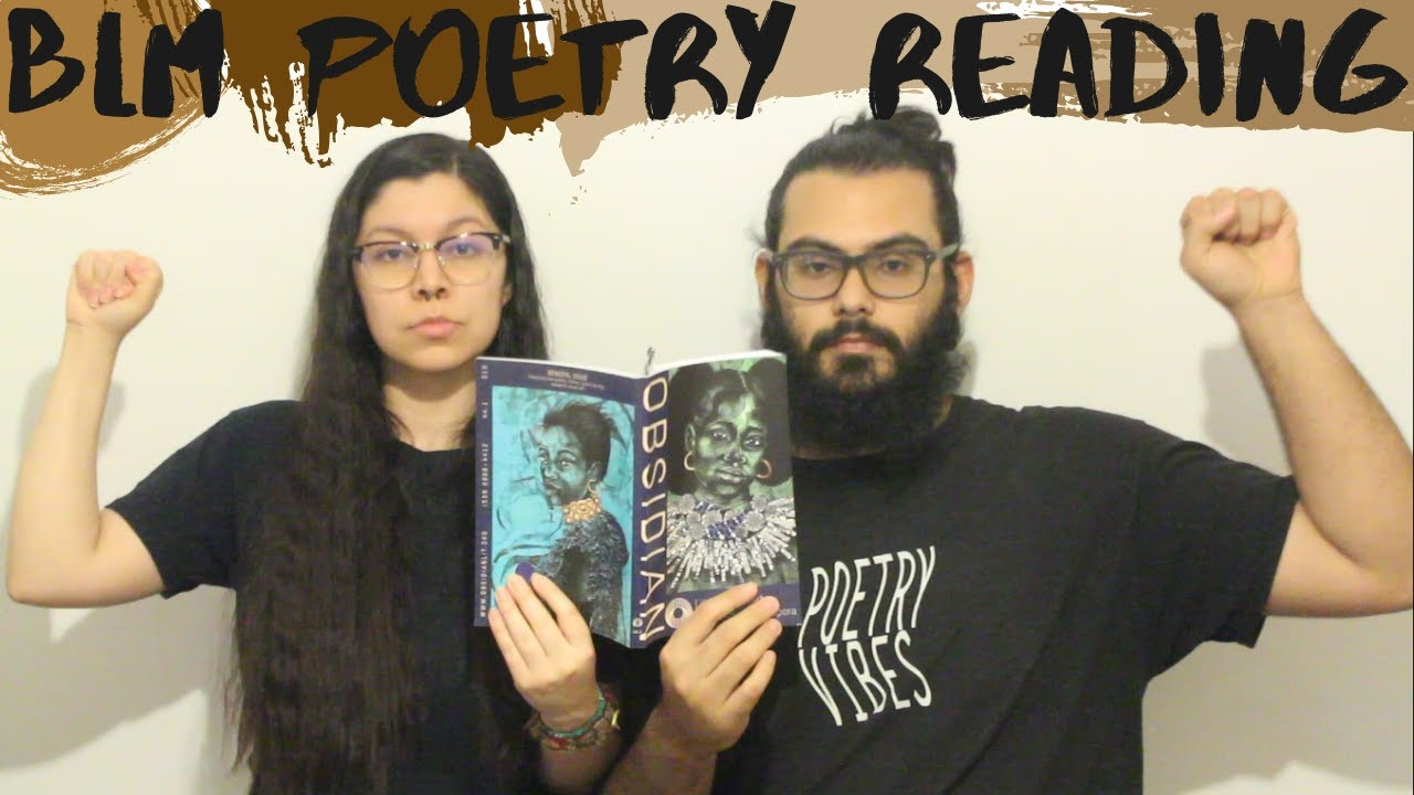 Read Black Lives Matter Poems w/ Us [BLM Poetry]