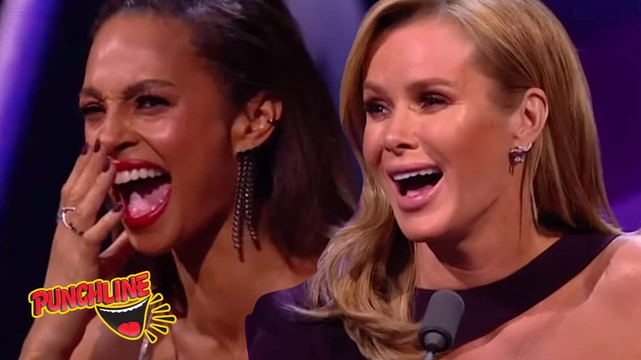 STAND UP COMEDIAN TELLS THE FUNNIEST JOKES! The Judges Can't