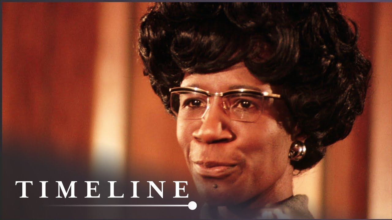 Shirley Chisholm: First African American Congresswoman | Black History Documentary