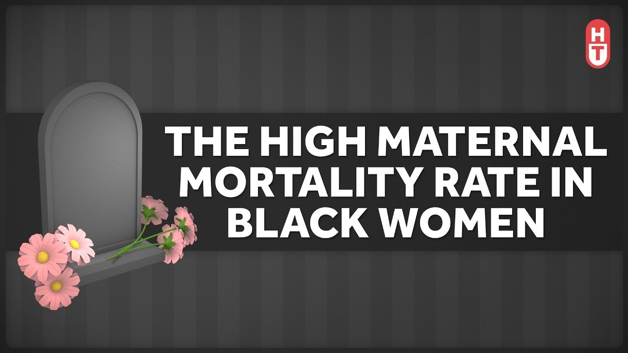 U.S. Maternal Mortality is Much Higher for African-Americans