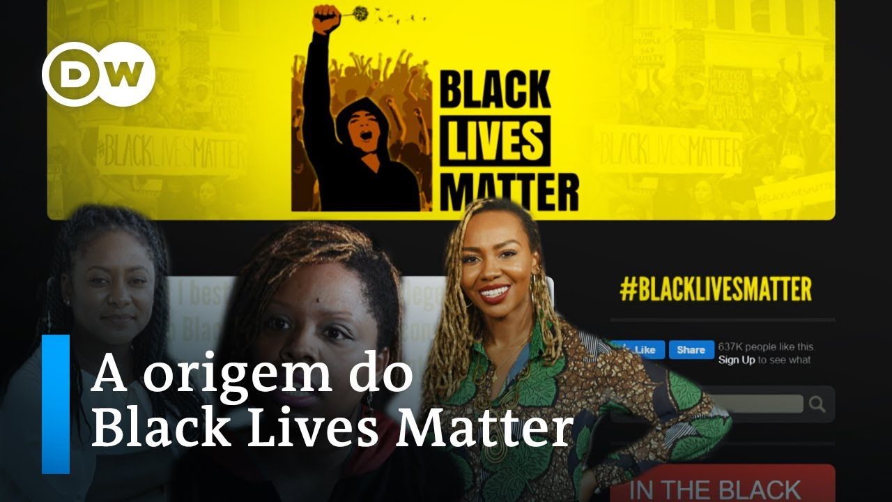 Uma breve história do movimento Black Lives Matter