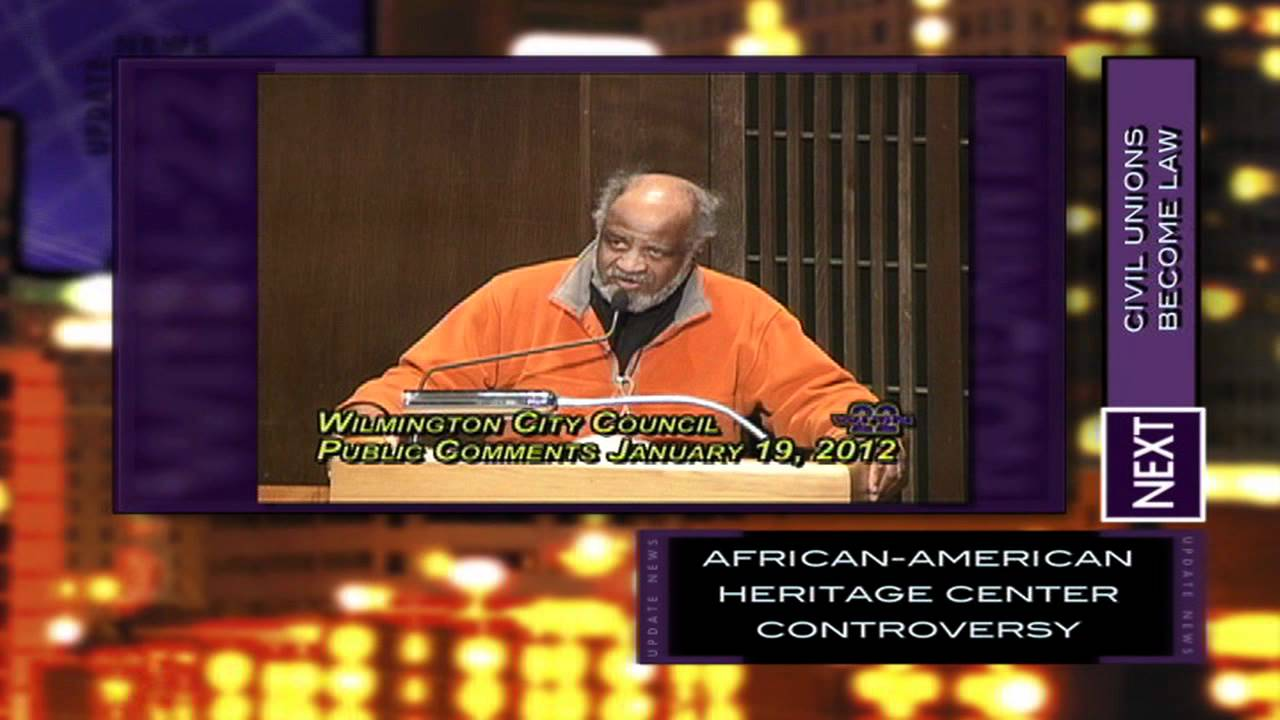 ✜ Update News Online ✜ African-American Heritage Center Controversy