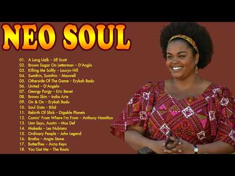 Greatest Neo Soul Songs of All Time – Neo Soul