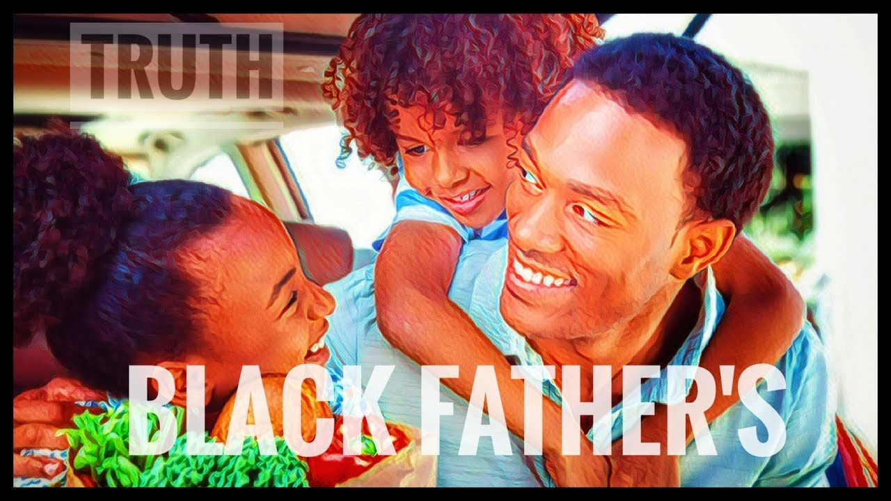 African American Father's The Myth DEBUNKED